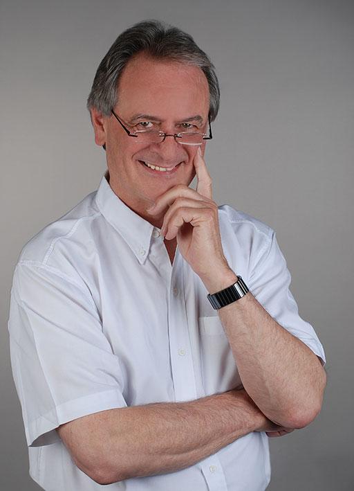 Portrait Dr. Detlef H. G. Temme Kinderwunsch-Experte Berlin